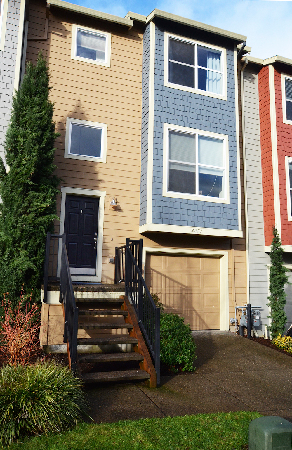 Sold Beautiful Beaverton Townhome Scout Realty Co