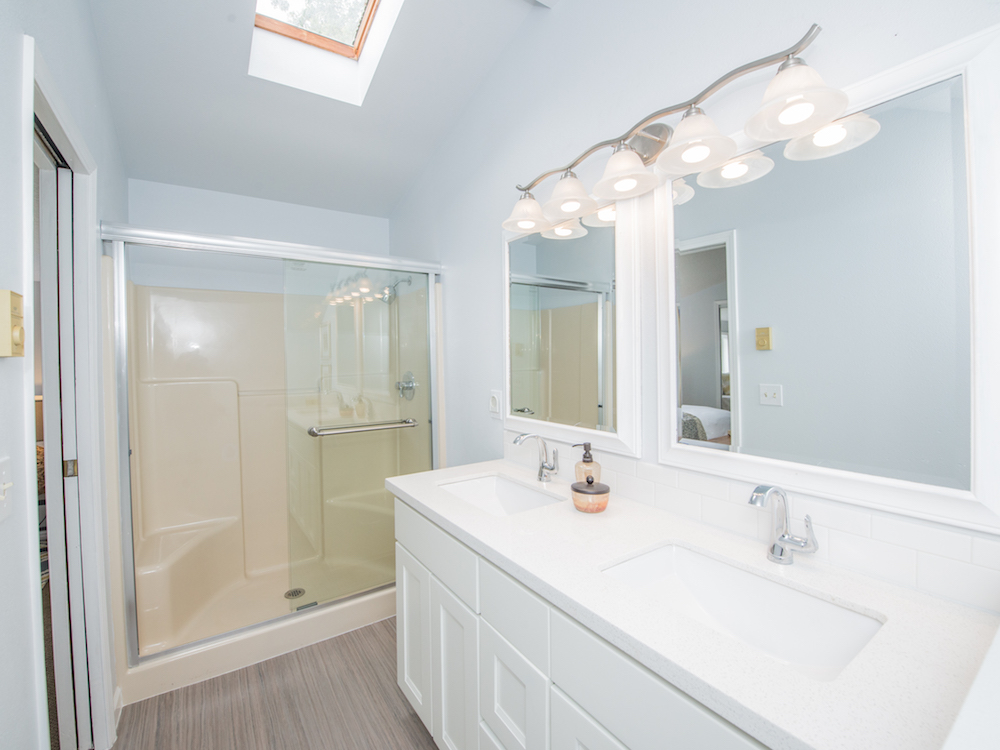 Master Bath w-Skylight